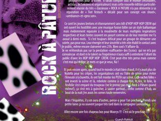 Rock à pature