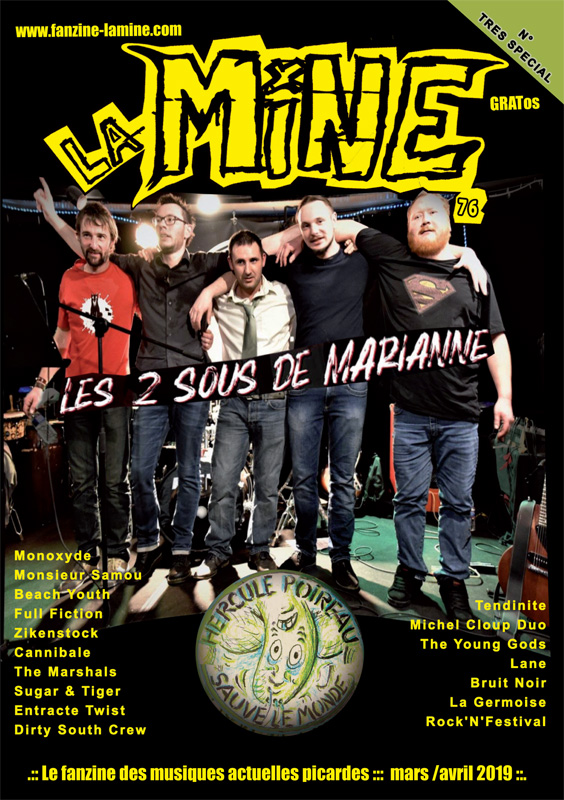Couverture La Mine n°76