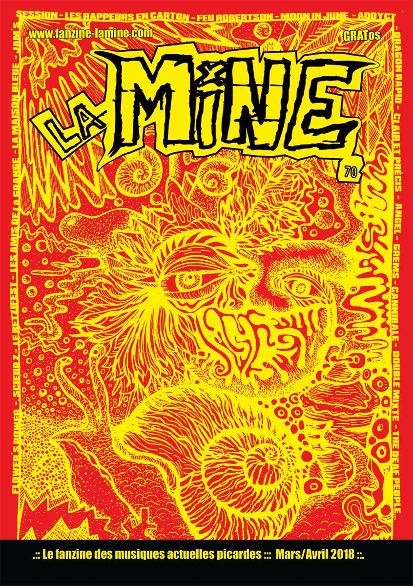 couverture La Mine 70
